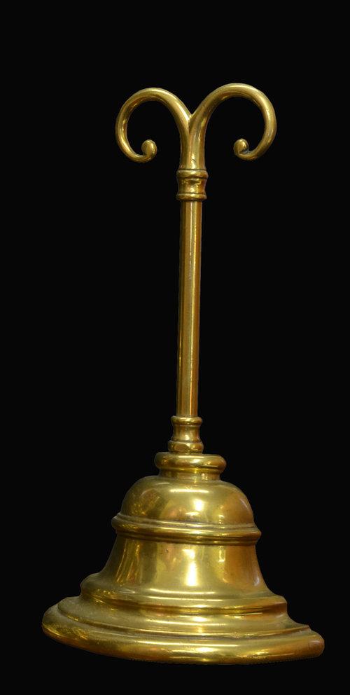 Antiques Atlas Three Victorian Brass Door Stops