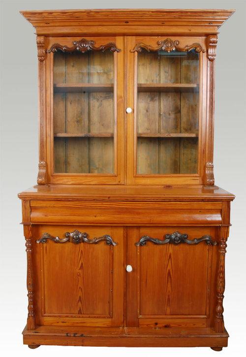 pitch pine kitchen cupboard antiques atlas