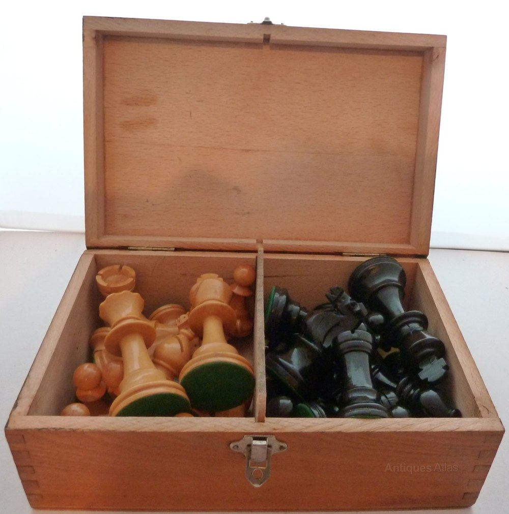 Wooden Chess Sets For Sale 28 Images Scarce Antique