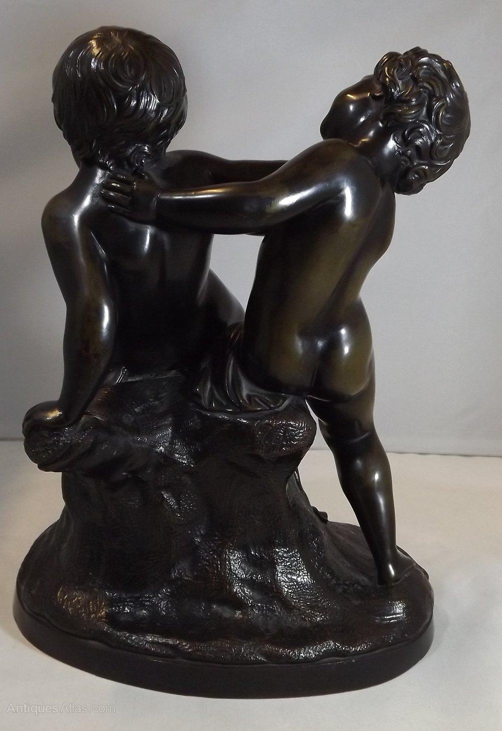Antiques Atlas Antique Joseph Marius Ramus Bronze Sculpture