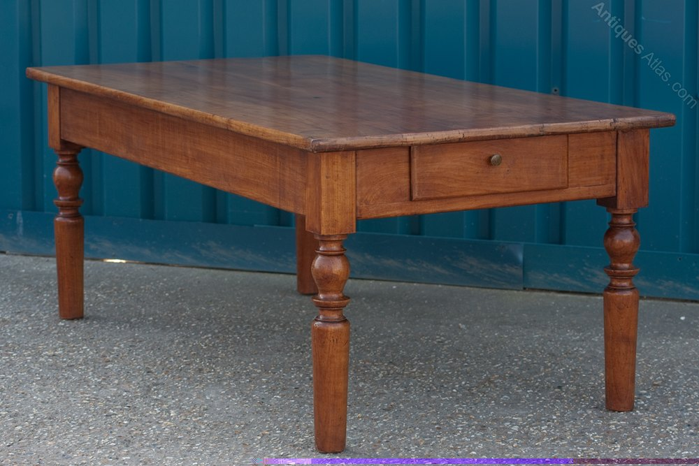 Cherry Coffee Table Antiques Atlas