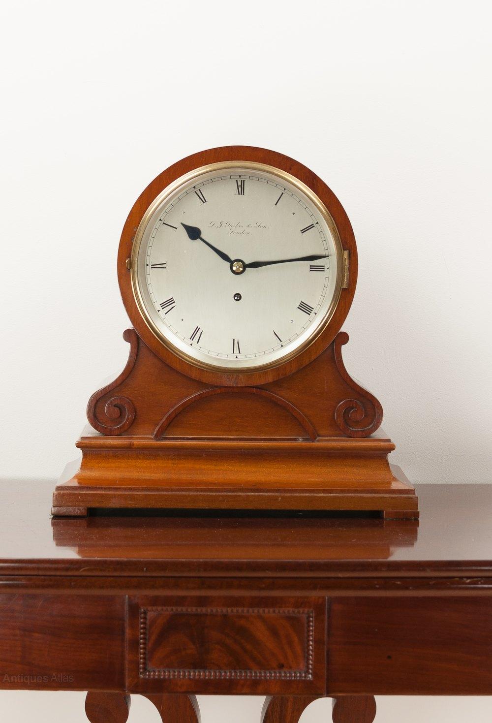 Antiques Atlas London Mantel Clock