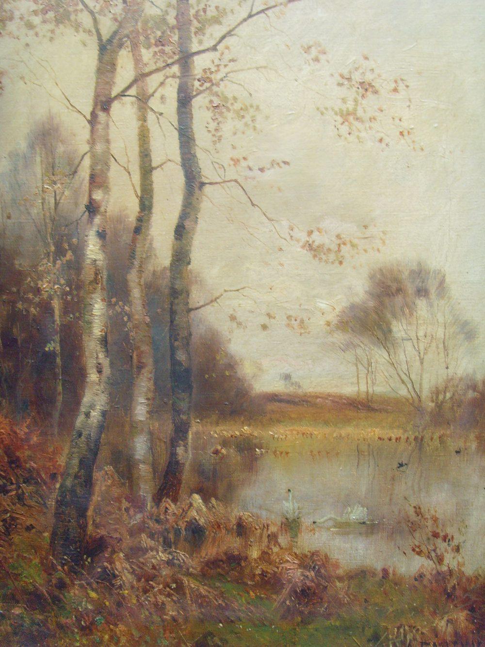Alfred De Breanski Painting For Sale
