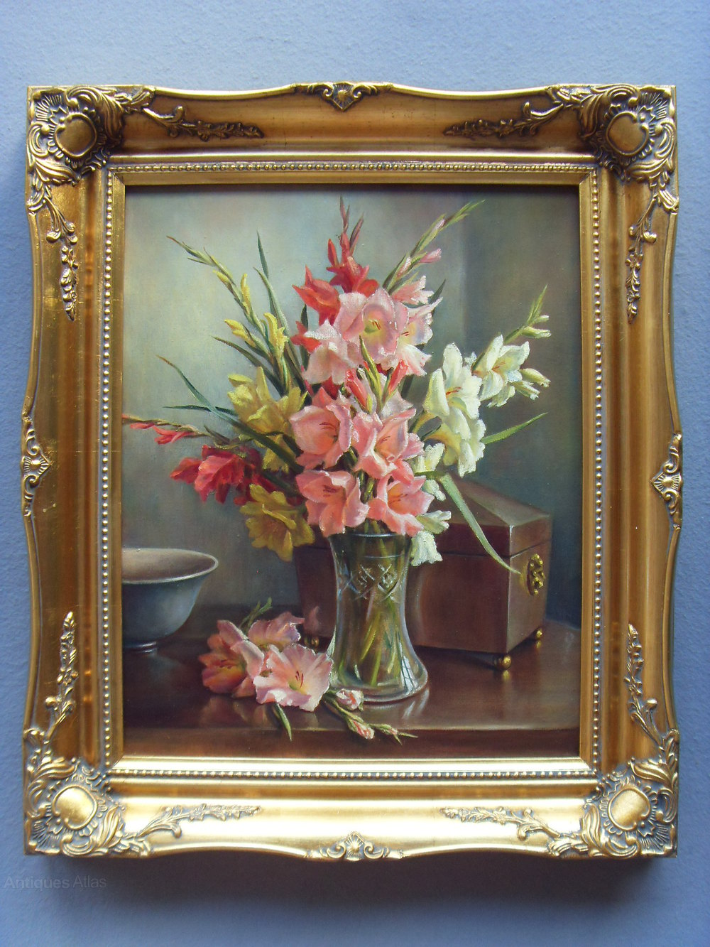 Vase Paintings For Sale