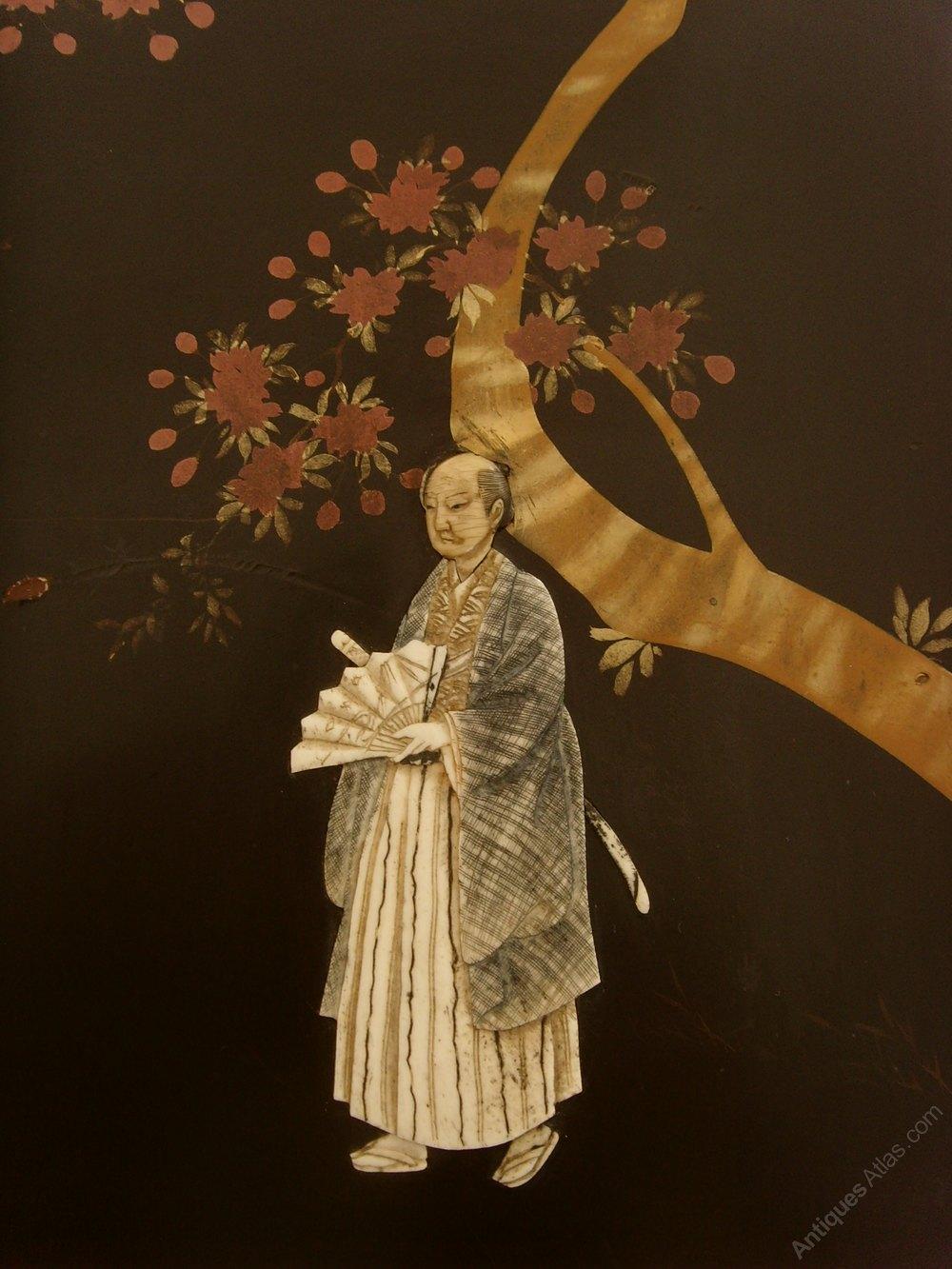 meiji period Appraisal: japanese meiji period vase, in vintage oklahoma city.