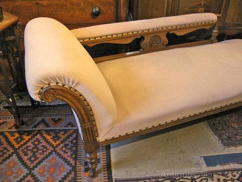 Edwardian chaise longue antiques atlas for Chaise longue london