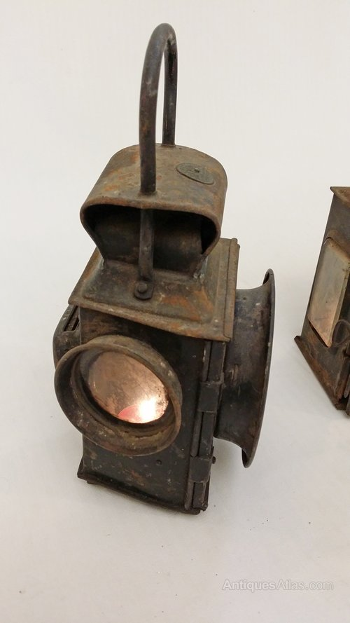 Automotive Light Bulbs >> Antiques Atlas - Vintage Car & Bicycle Lamps