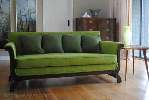 art deco sofa antiques atlas. Black Bedroom Furniture Sets. Home Design Ideas