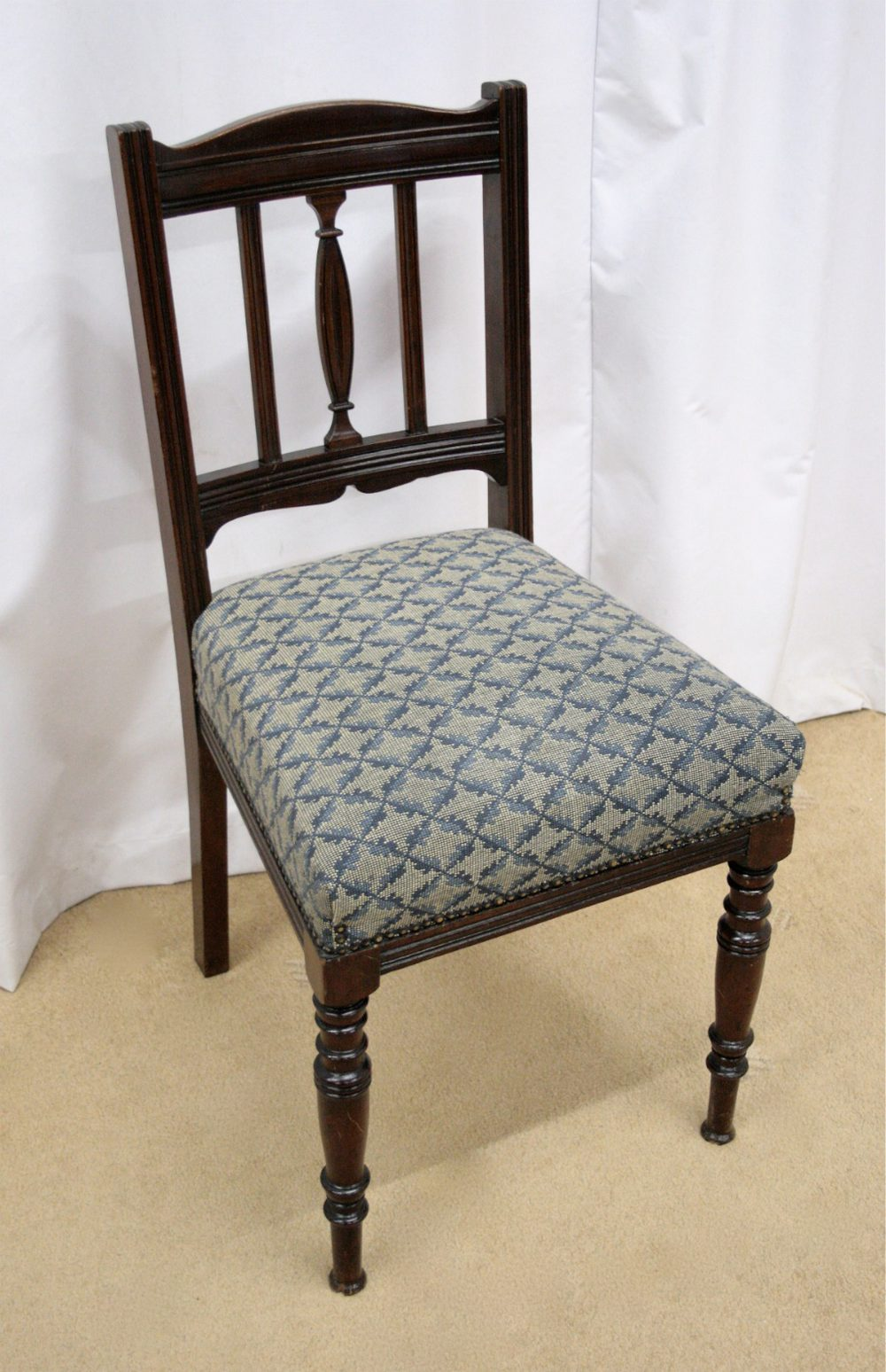 Six Late Victorian Dining Chairs - Antiques Atlas