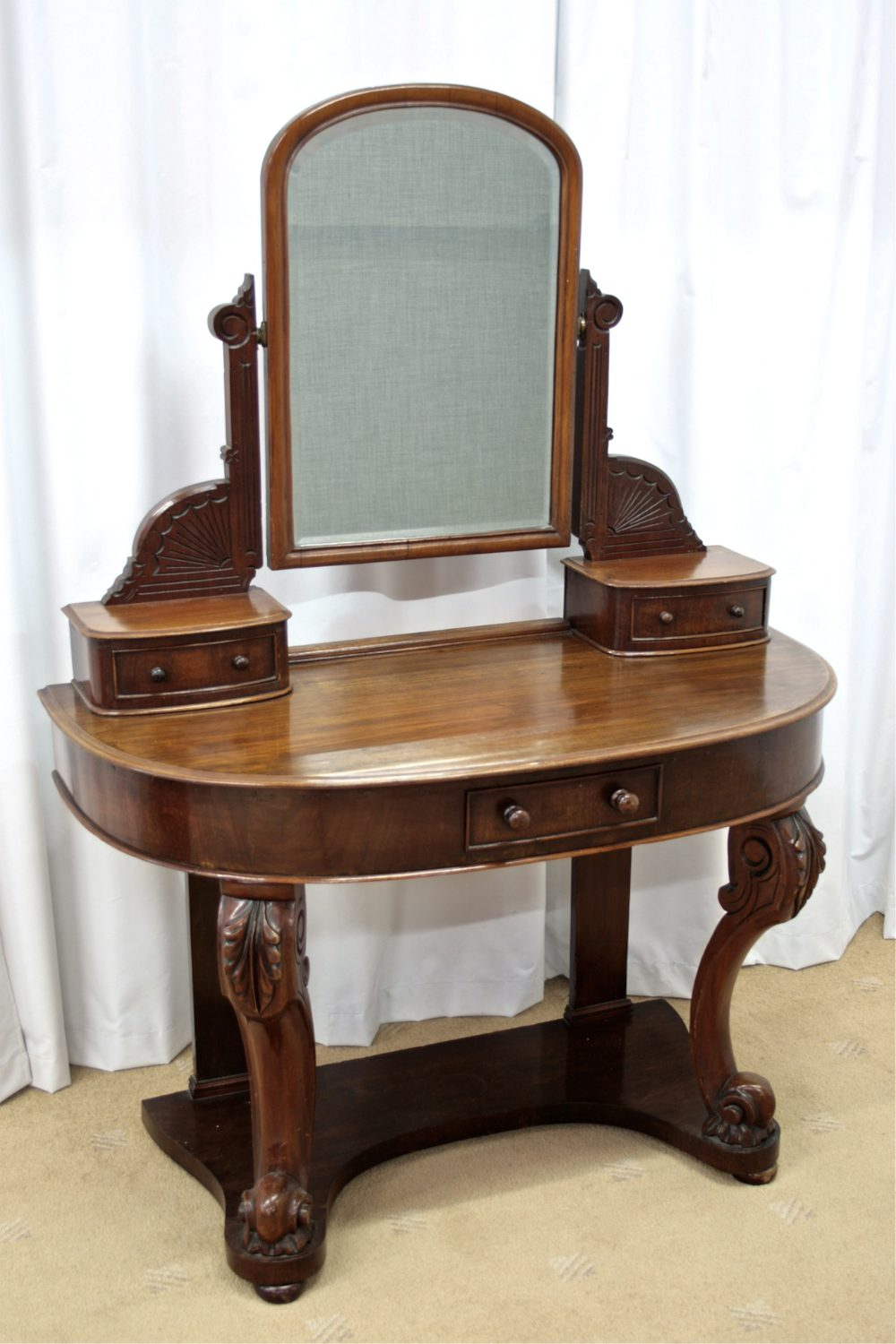 Victorian Duchess Dressing Table - Antiques Atlas