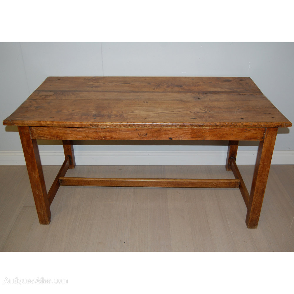 Antique Kitchen Tables: Antique French Kitchen Table