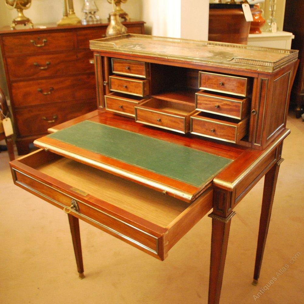 Bonheur du jour writing desk antiques atlas for Meuble bonheur du jour