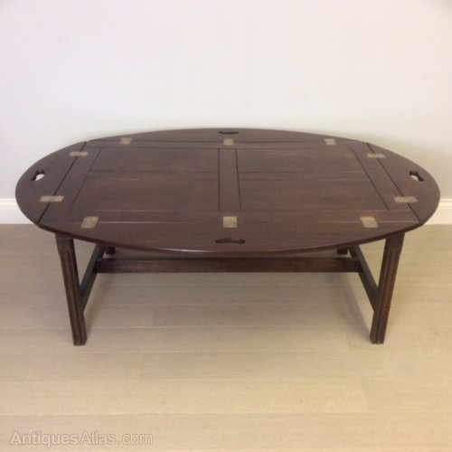 Butlers Tray Top Coffee Table Antiques Atlas