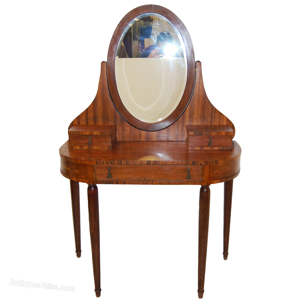 French 1920 S Dressing Table Antiques Atlas