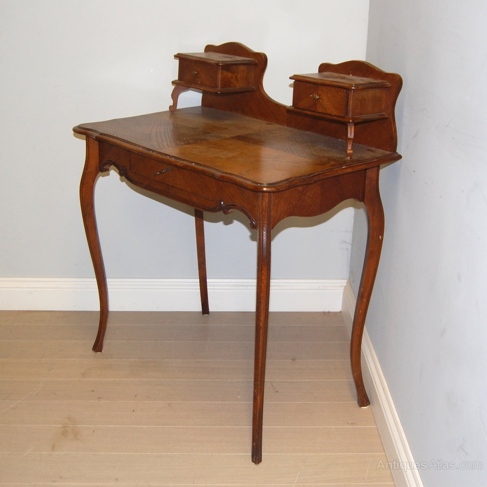 French Antique Desk Or Dressing Table Antiques Atlas