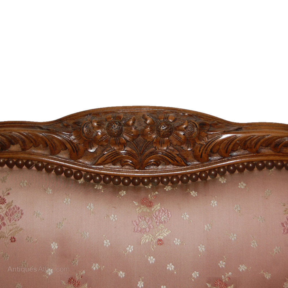 Full Corbeille Style Kingsize French Bed Antiques Atlas
