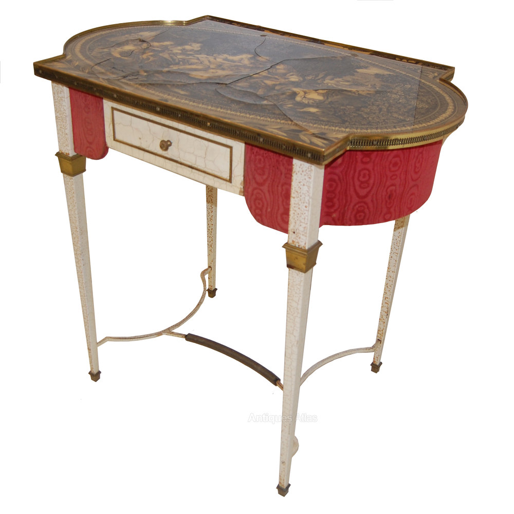 Italian dressing table antiques atlas for Dressing table