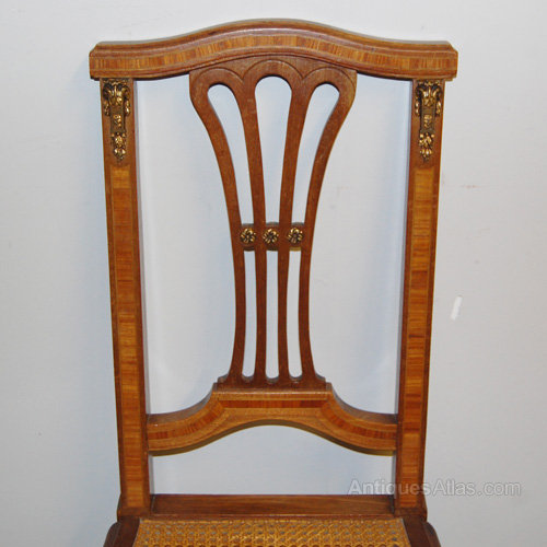 Photos. Pair Of Antique Bedroom Chairs With Cane Seats Antique Armchairs,  Occasional Chairs ...