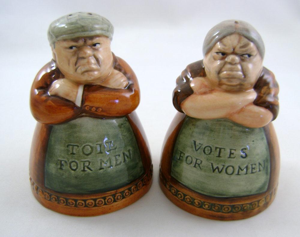 Antiques Atlas Royal Doulton Salt And Pepper Pots