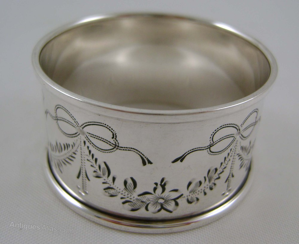 antiques atlas silver masonic napkin ring alchemy lodge