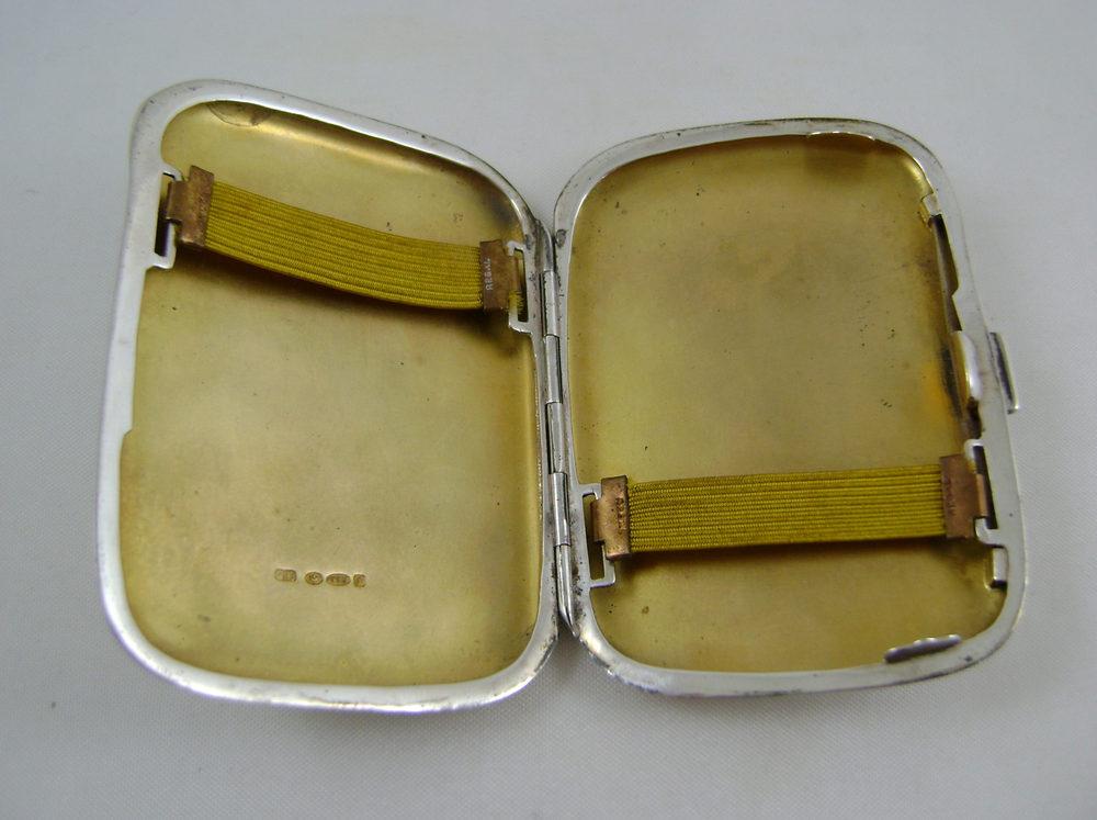 Antiques Atlas - Russian Solid Silver Cloisonne Enamel
