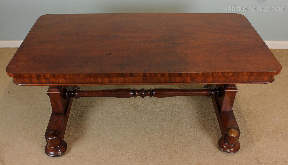 Antique Mahogany Victorian Coffee Table Antiques Atlas