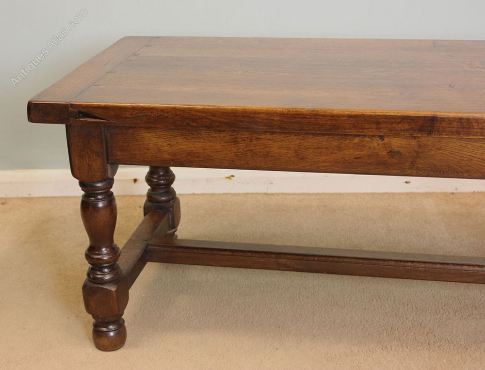 Tables Antique Oak Coffee