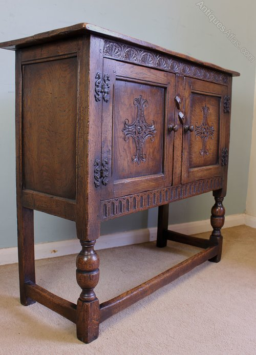 Antique Oak Cupboard Antique Cupboards Antique Oak ... - Antique Oak Cupboard - Antiques Atlas