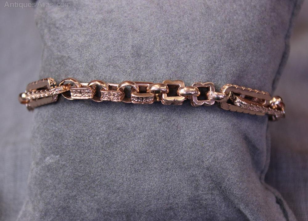 Rose Diamond Bracelet
