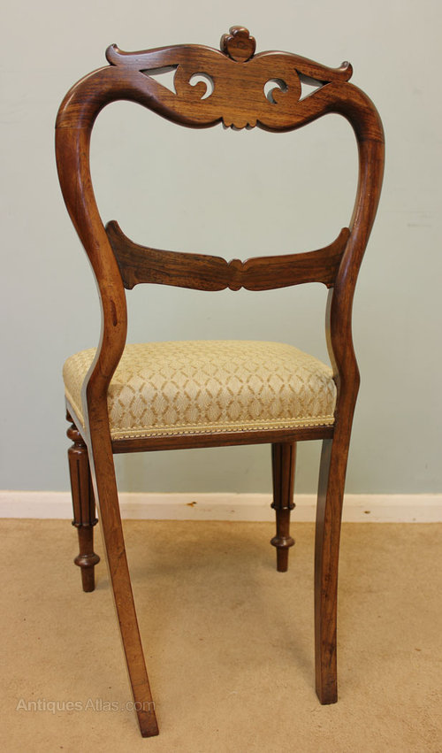 Set Six Antique Rosewood Dining Chairs Antiques Atlas : SetSixAntiqueRosewoodDininas105a999b 5 from www.antiques-atlas.com size 500 x 851 jpeg 71kB