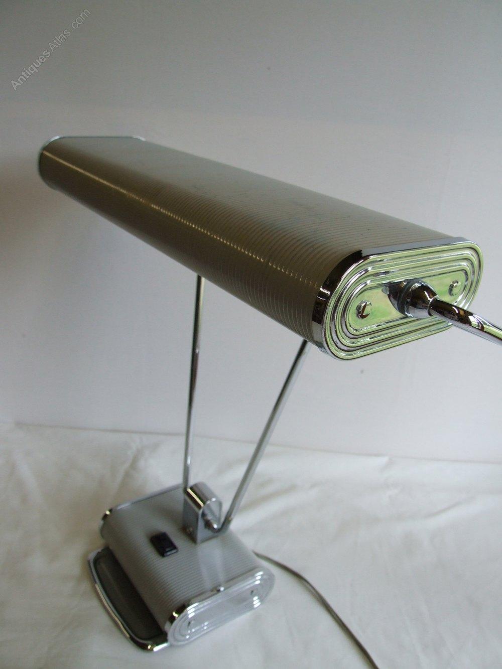 Antiques Atlas Eileen Gray Desk Lamp