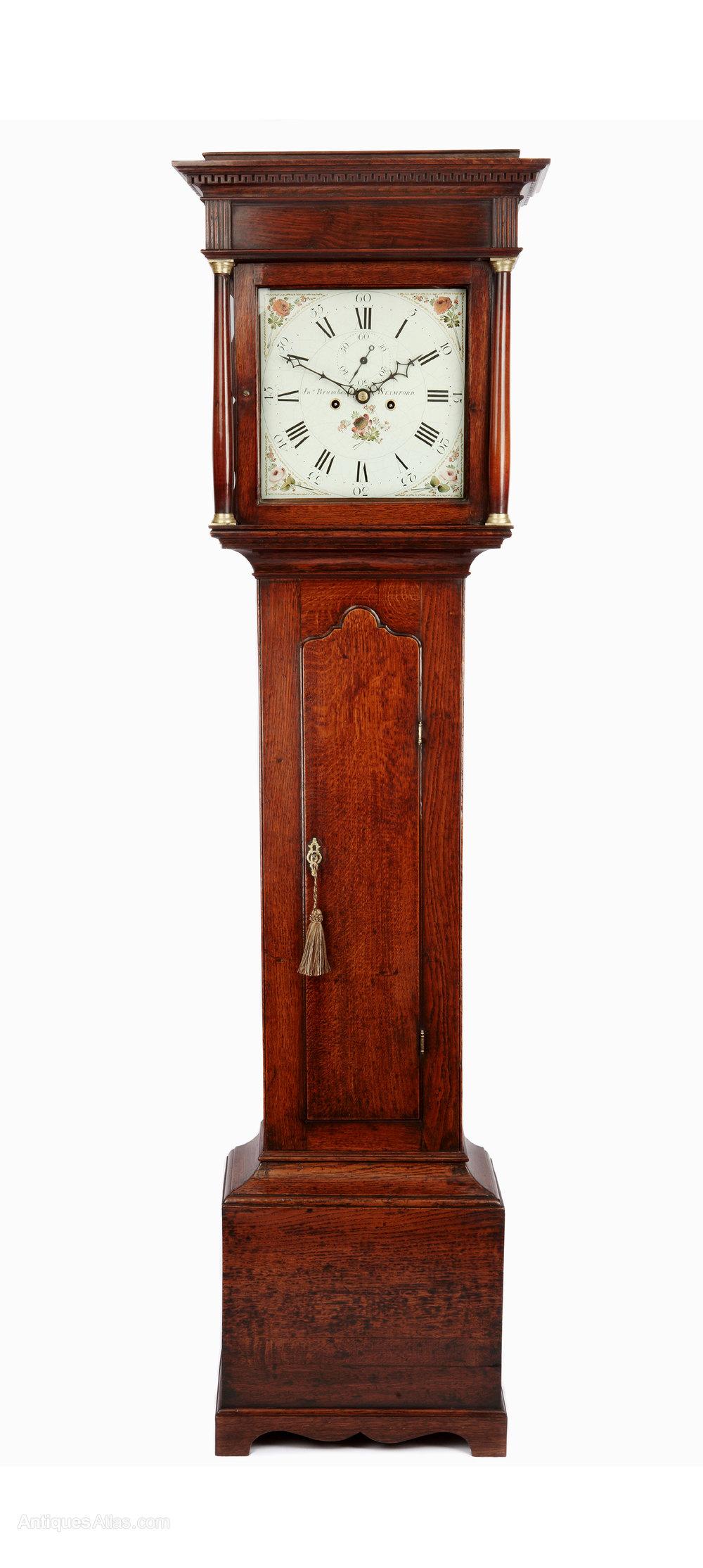 Antiques Atlas - Jonathan Brumhead Of Stamford Longcase Clock