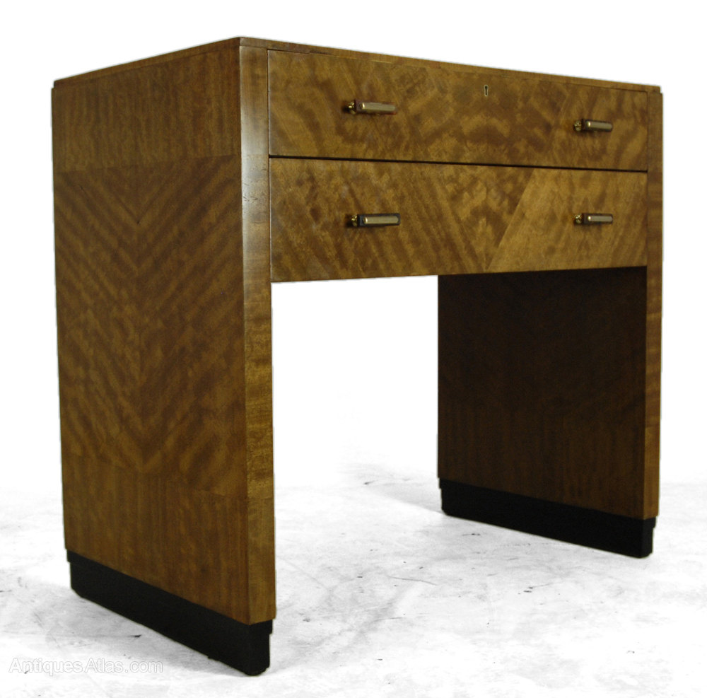 art deco console table by maple antiques atlas. Black Bedroom Furniture Sets. Home Design Ideas