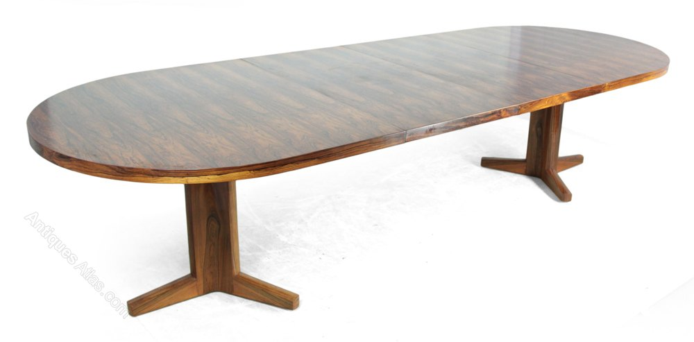 Antiques Atlas Gordon Russell Rosewood Dining Table C1970