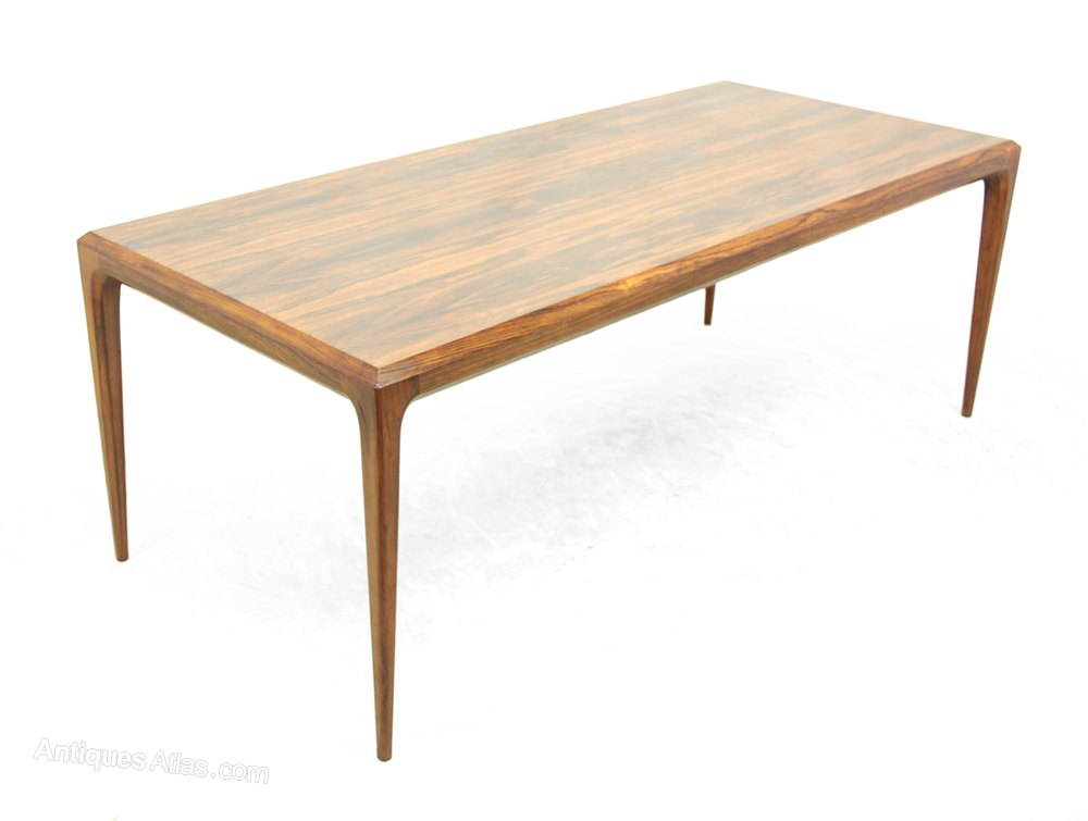 Antiques atlas mid century coffee table by johannes anderson c1960 Mid century coffee tables