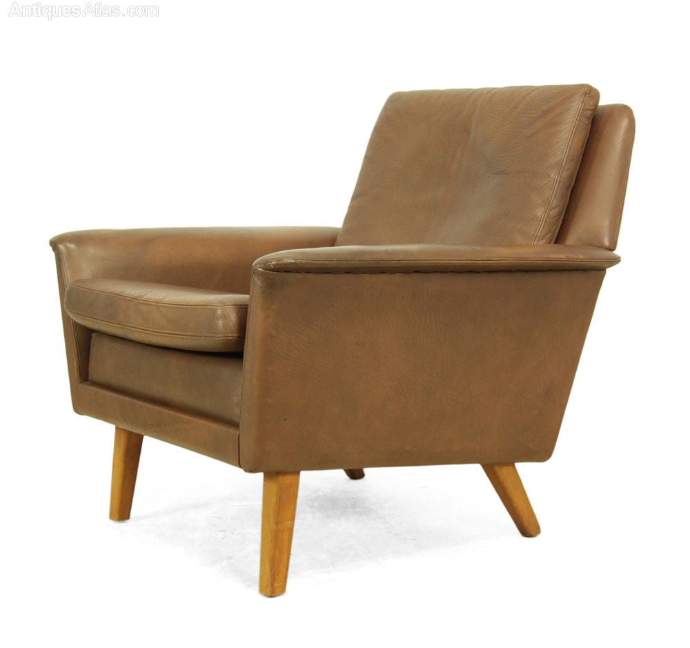 Antiques Atlas Mid Century Leather Chairs By Fritz
