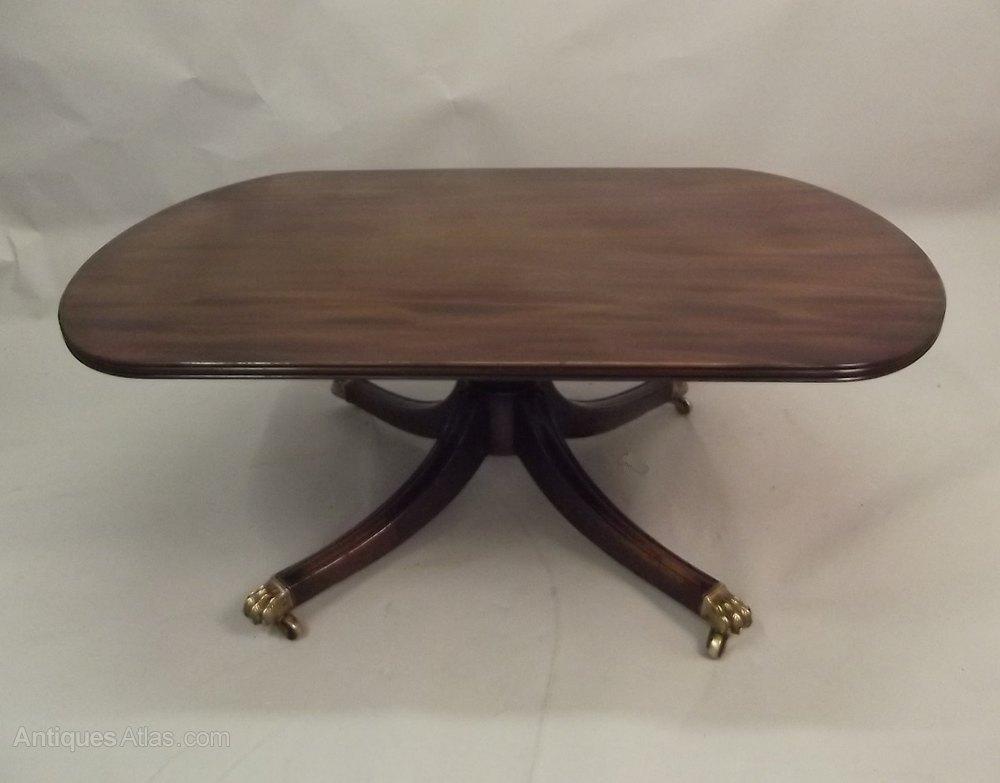 Antiques Atlas Mahogany Coffee Table