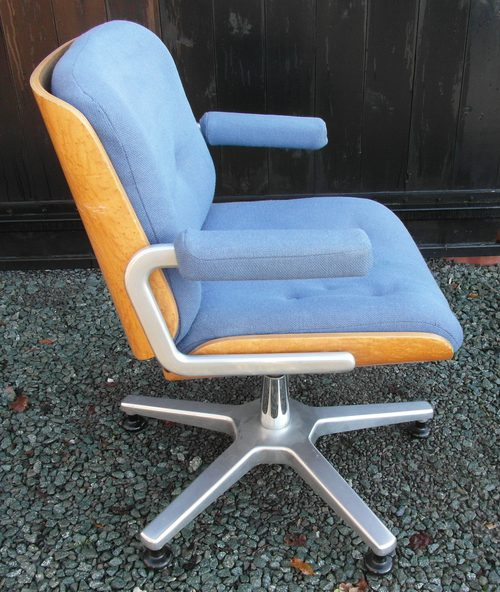antiques atlas - retro swivel office chairs