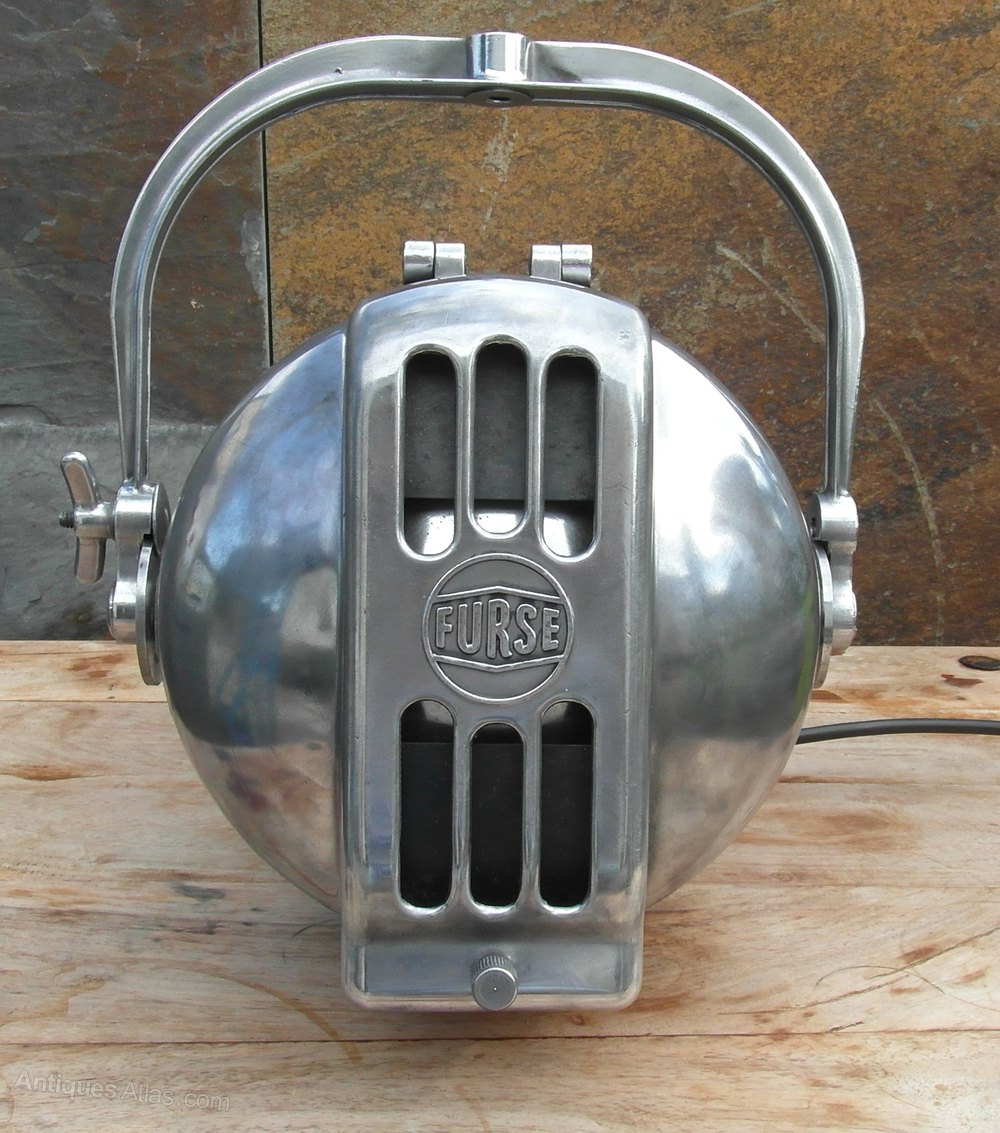 Vintage Furse Theatre Light