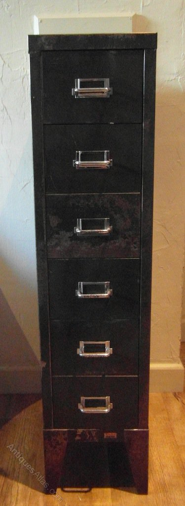 antiques atlas vintage office filing cabinet