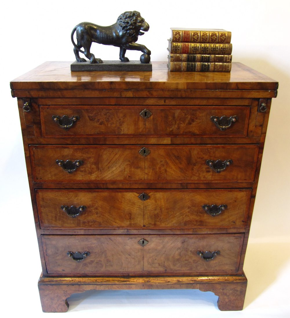 Queen Anne Revival Chest Of Drawers Antiques Atlas