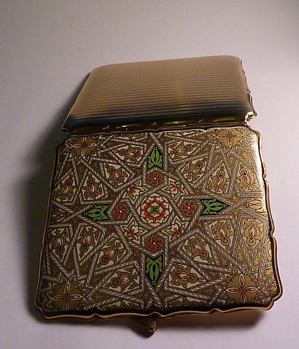 antiques atlas antique business card cases