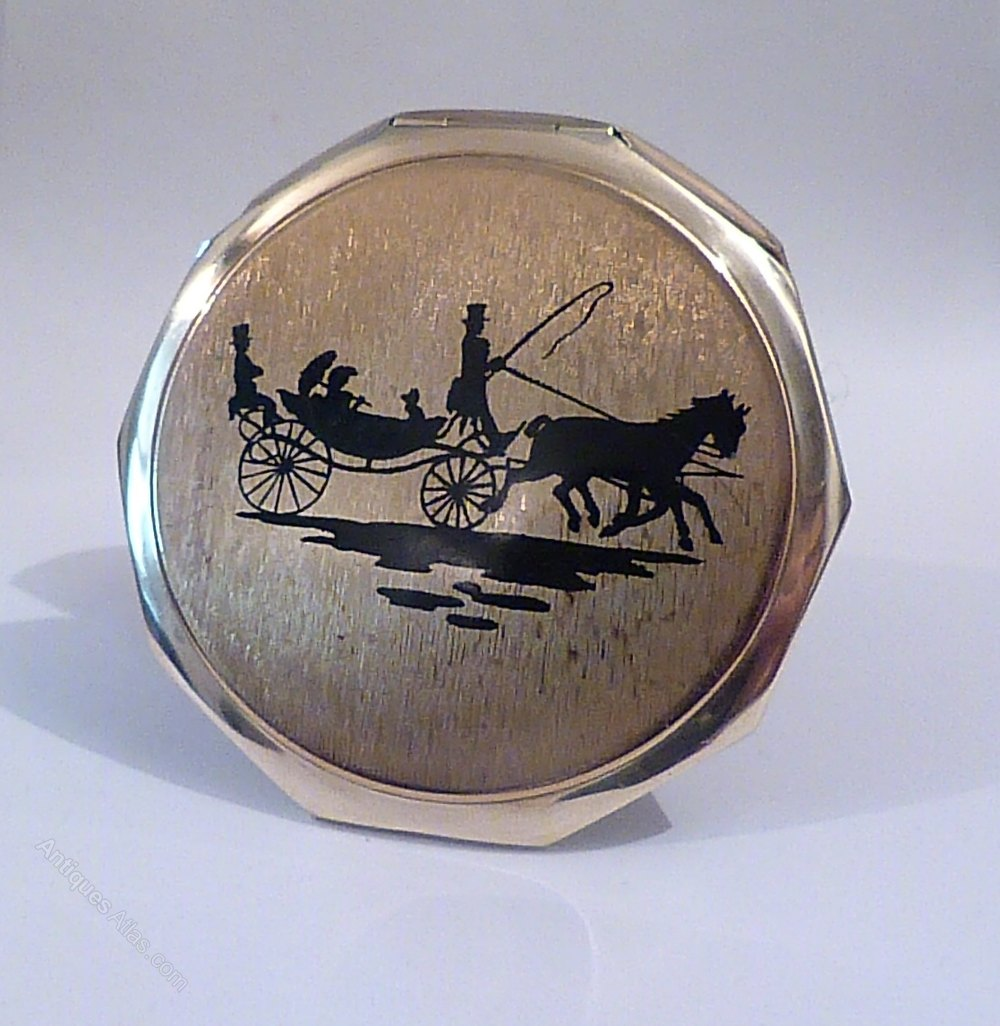 Are Vintage compacts for consider