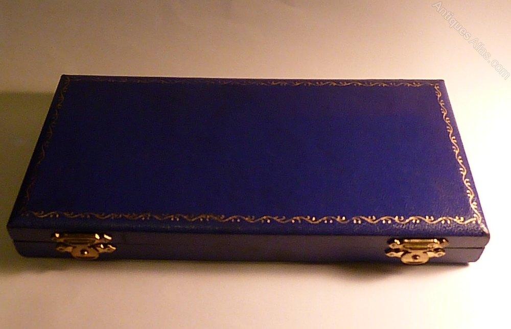 Antiques Atlas Rare Gwenda Compact Amp Cigarette Case Set