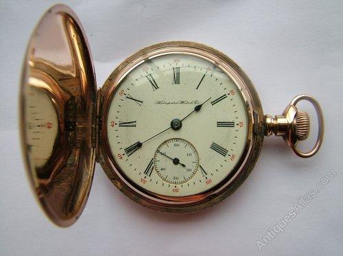 Hampden watch company key generator