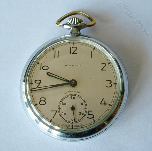 antiques atlas 1950s kienzle pocket