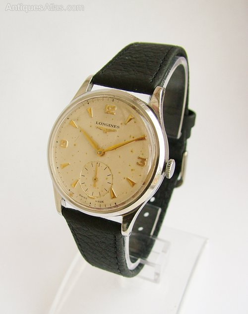 longines vintage wrist watches mens eBay