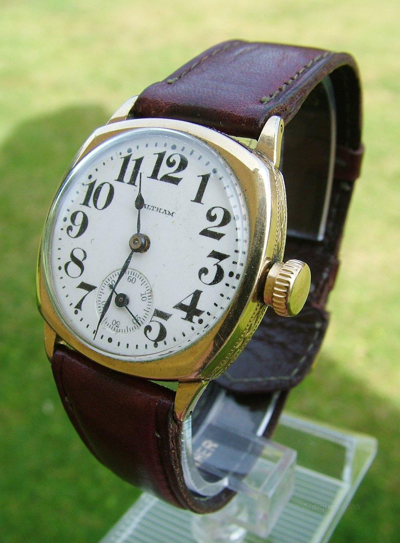 Gents 1940s Bonheur Hand Winding Wrist Watch | 319085