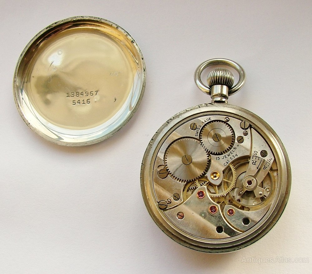 pocket Vintage watch antique