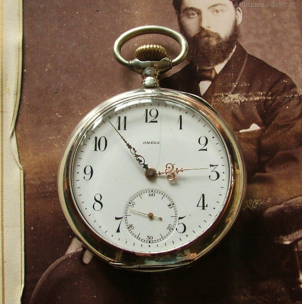 Vintage antique pocket watch excellent